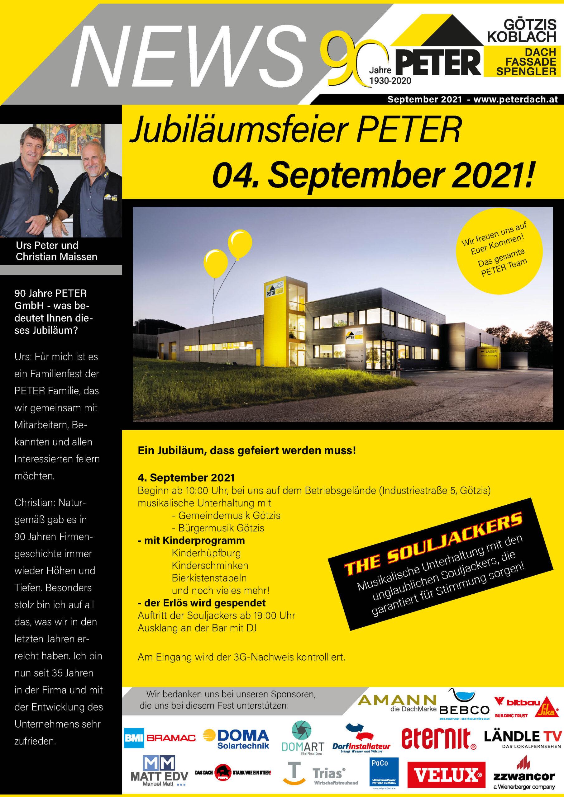 Peter News_Vorarlberg_Dachdecker_Spengler_September-2021